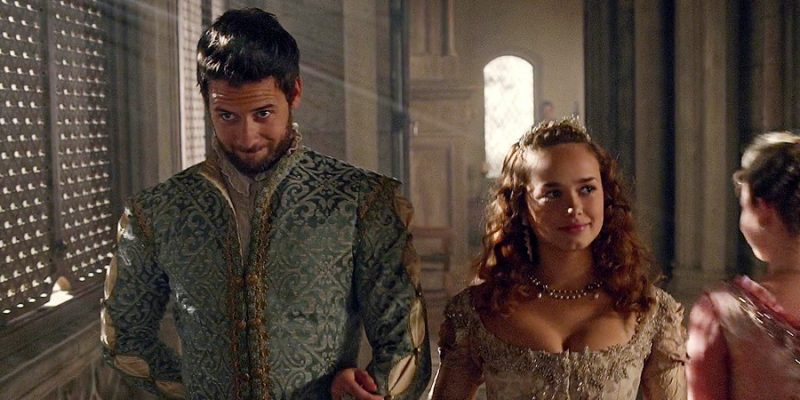 Reign: 4×06 'Love & Death' Captures