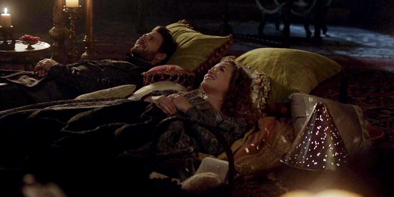 Reign: 4×08 'Uncharted Waters' Captures