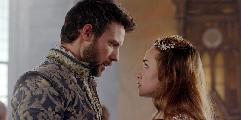 Reign: 4×14 'A Bride. A Box. A Body.' Captures
