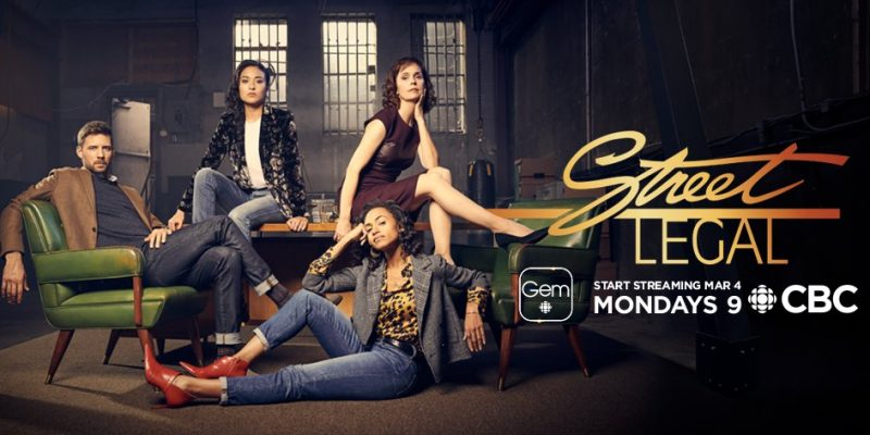First Look: 'Street Legal' Season 1 Promotional & Episodic Still